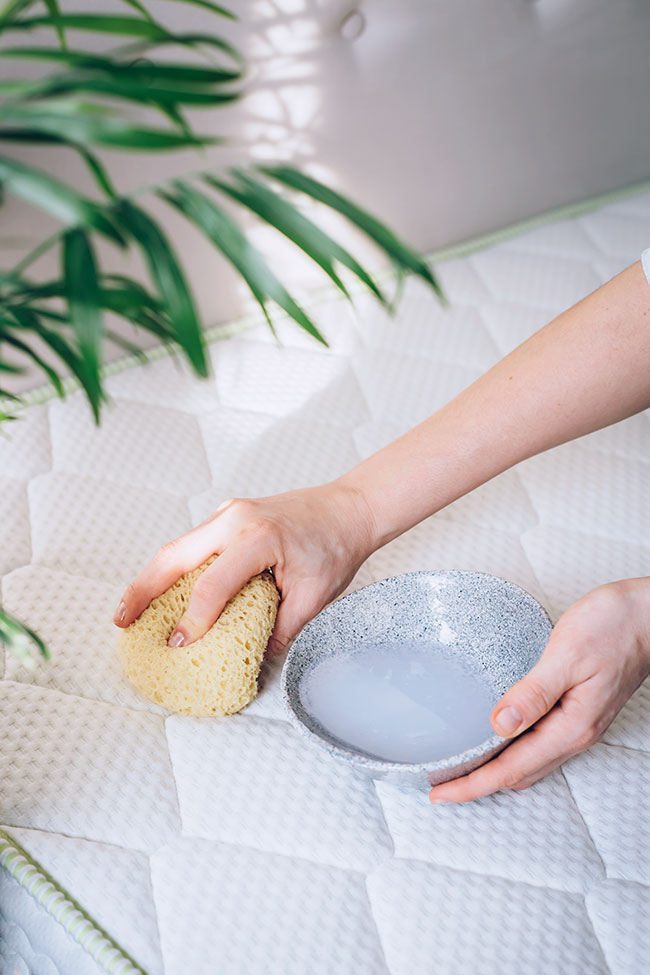 Your Mattress Is Probably Gross: Here's How to Clean and Deodorize