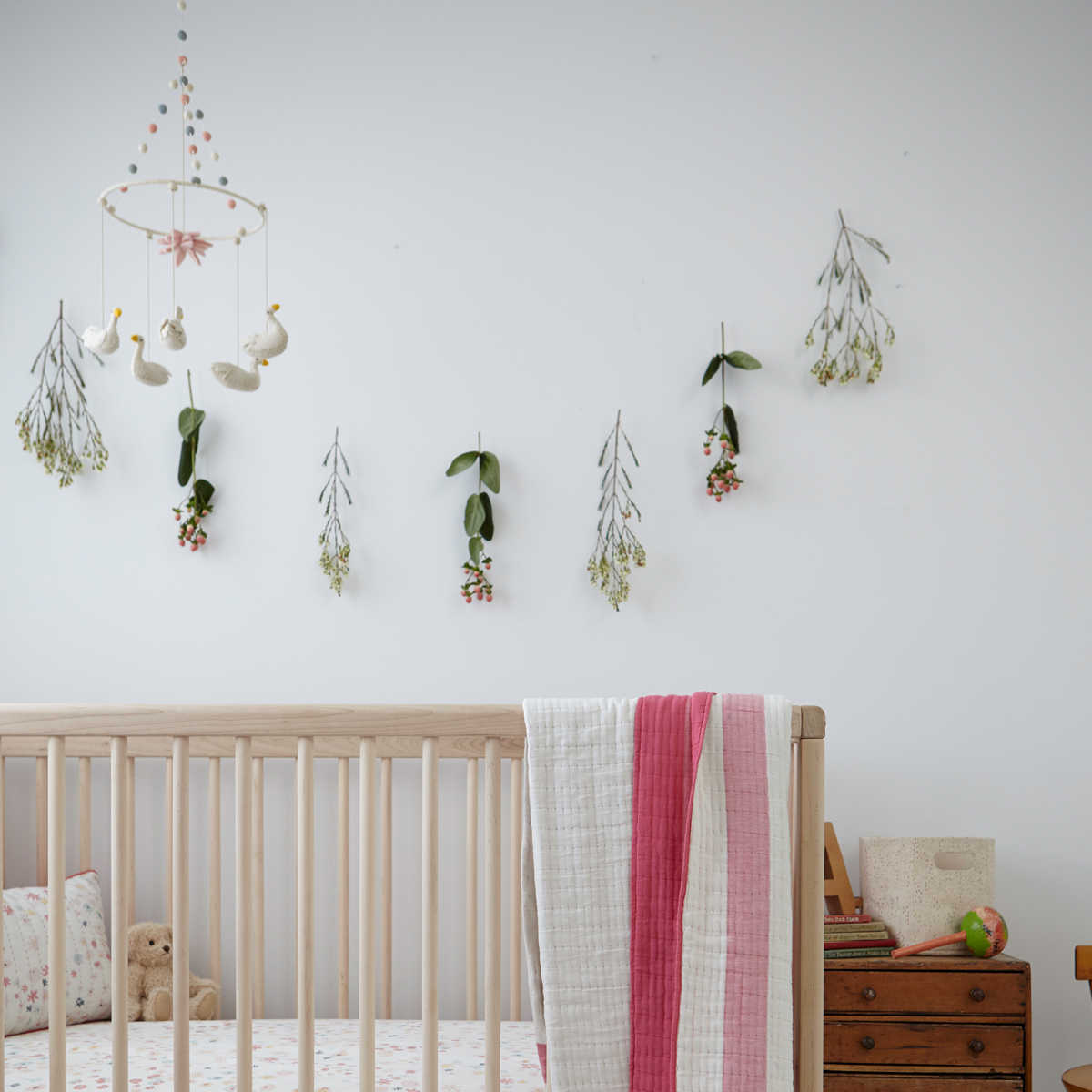 Absolutely, Positively Dreamy Scandinavian Nursery Ideas Designed Just for Baby