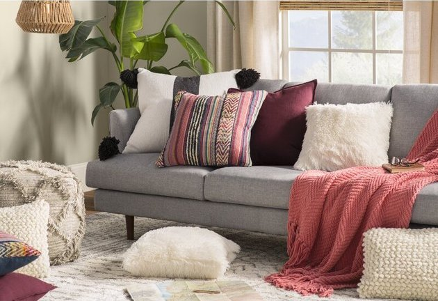 Wayfair Is Having a Major Sale on Accent Pillows and They're All Less Than $30