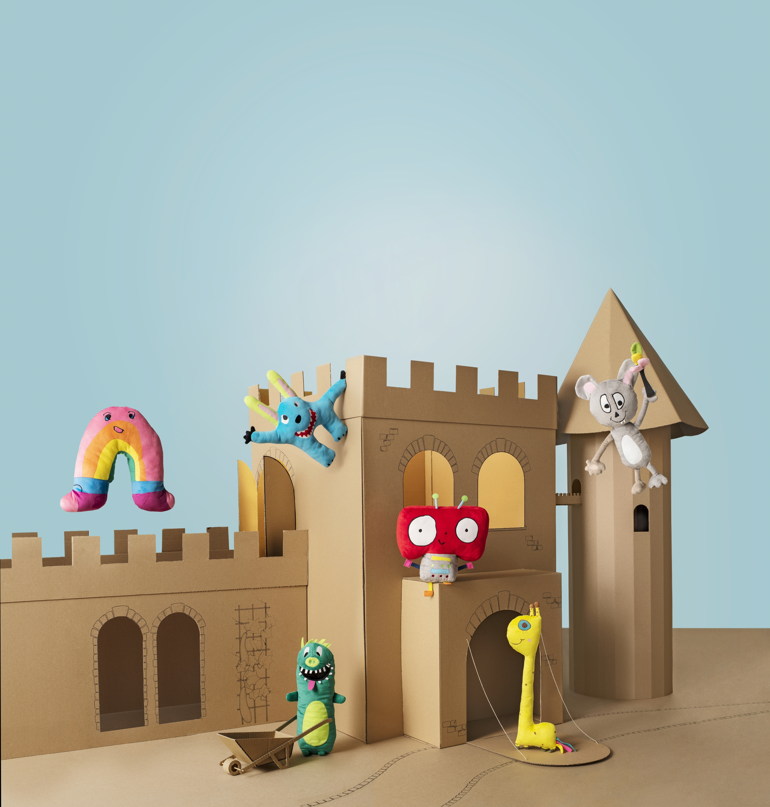 You've Got to See This Goofy IKEA Kids' Toy Collection