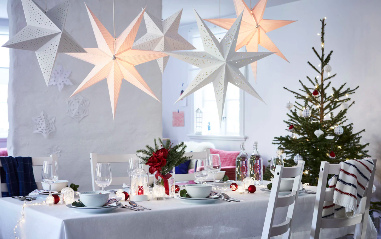 The 10 Cutest Items From IKEA's New Holiday Collection