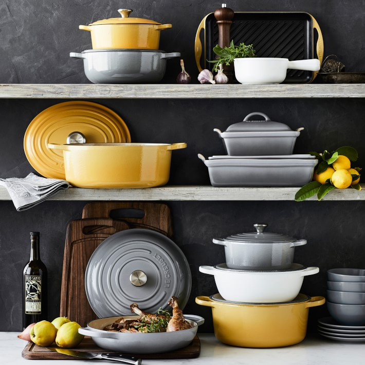 Williams Sonoma Is Having a Huge Sale on These Le Creuset Fan Favorites