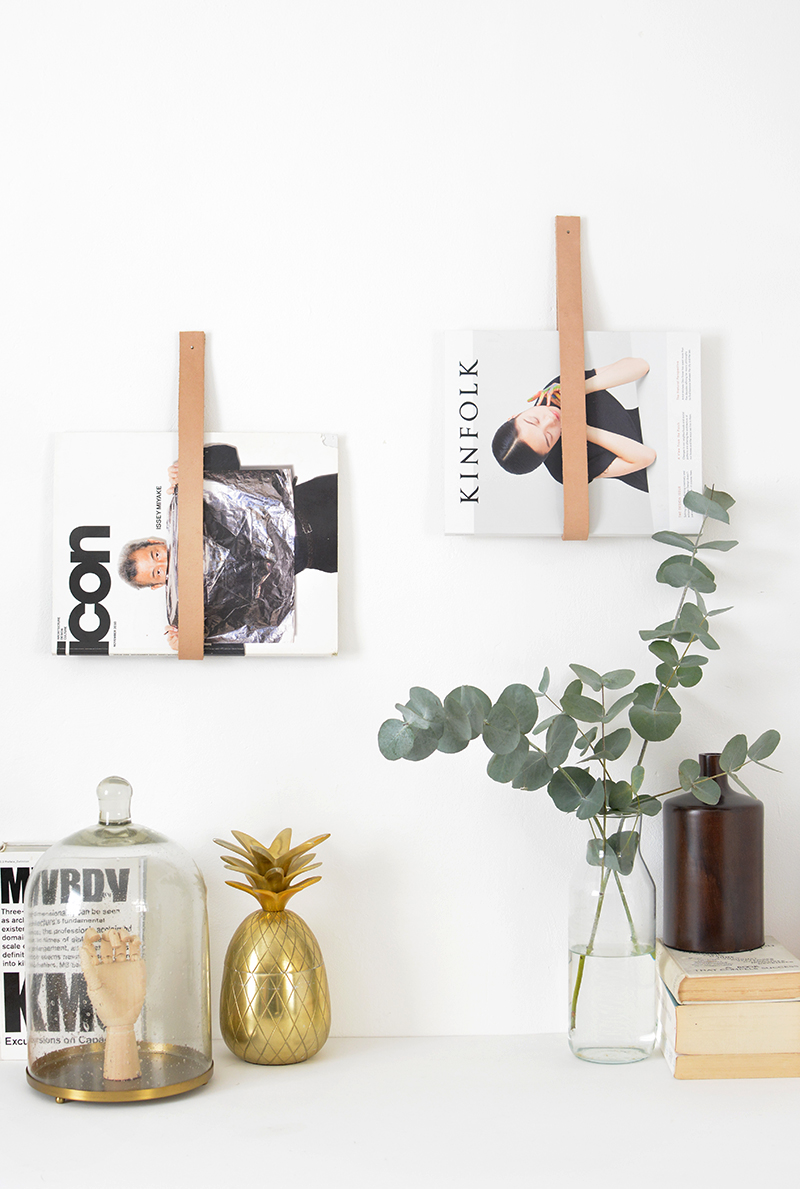 Decoración  - Magazine cover