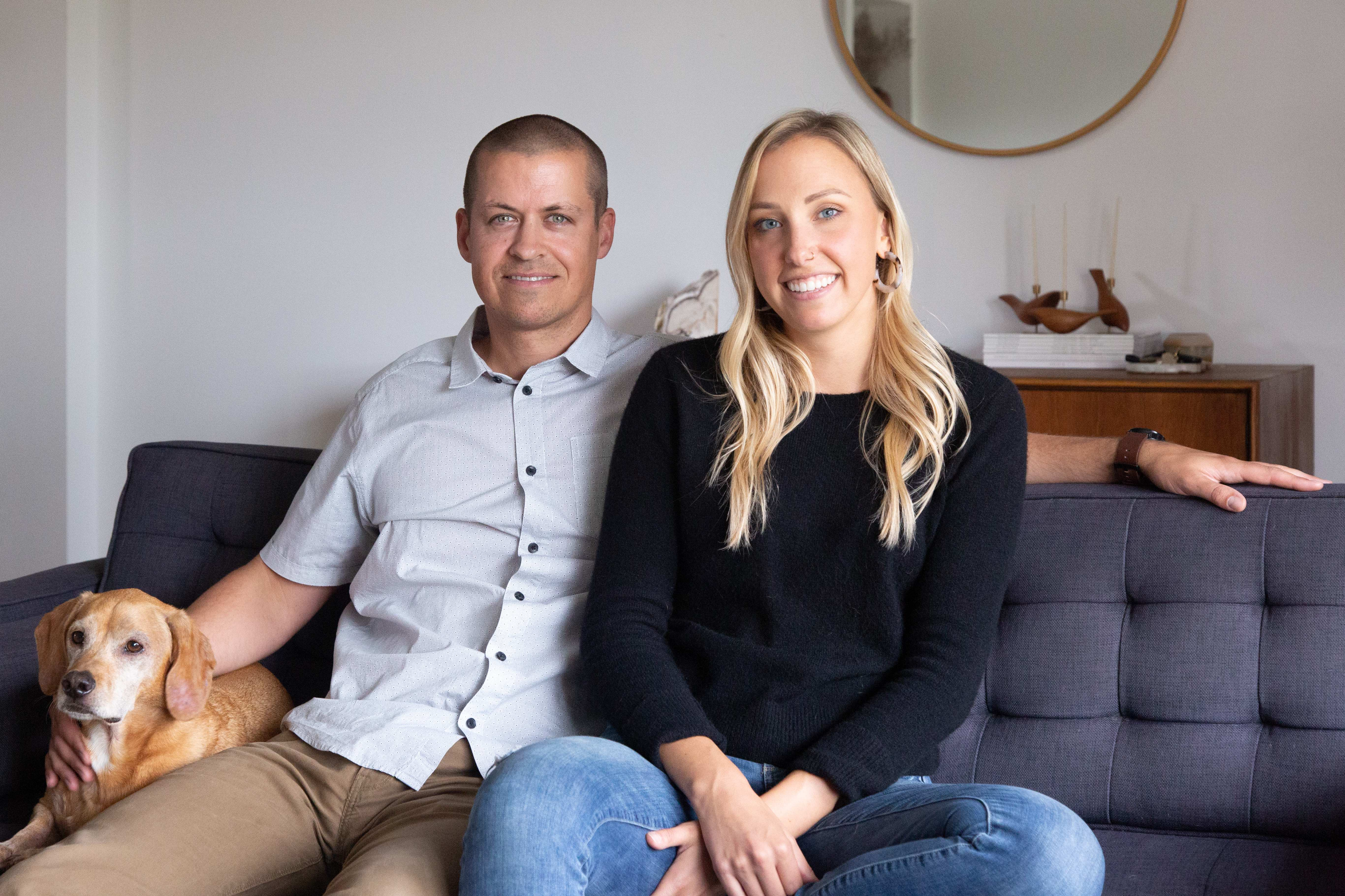 Kudos to This Couple Who Remodeled 90 Percent of Their New Kitchen on Their Own
