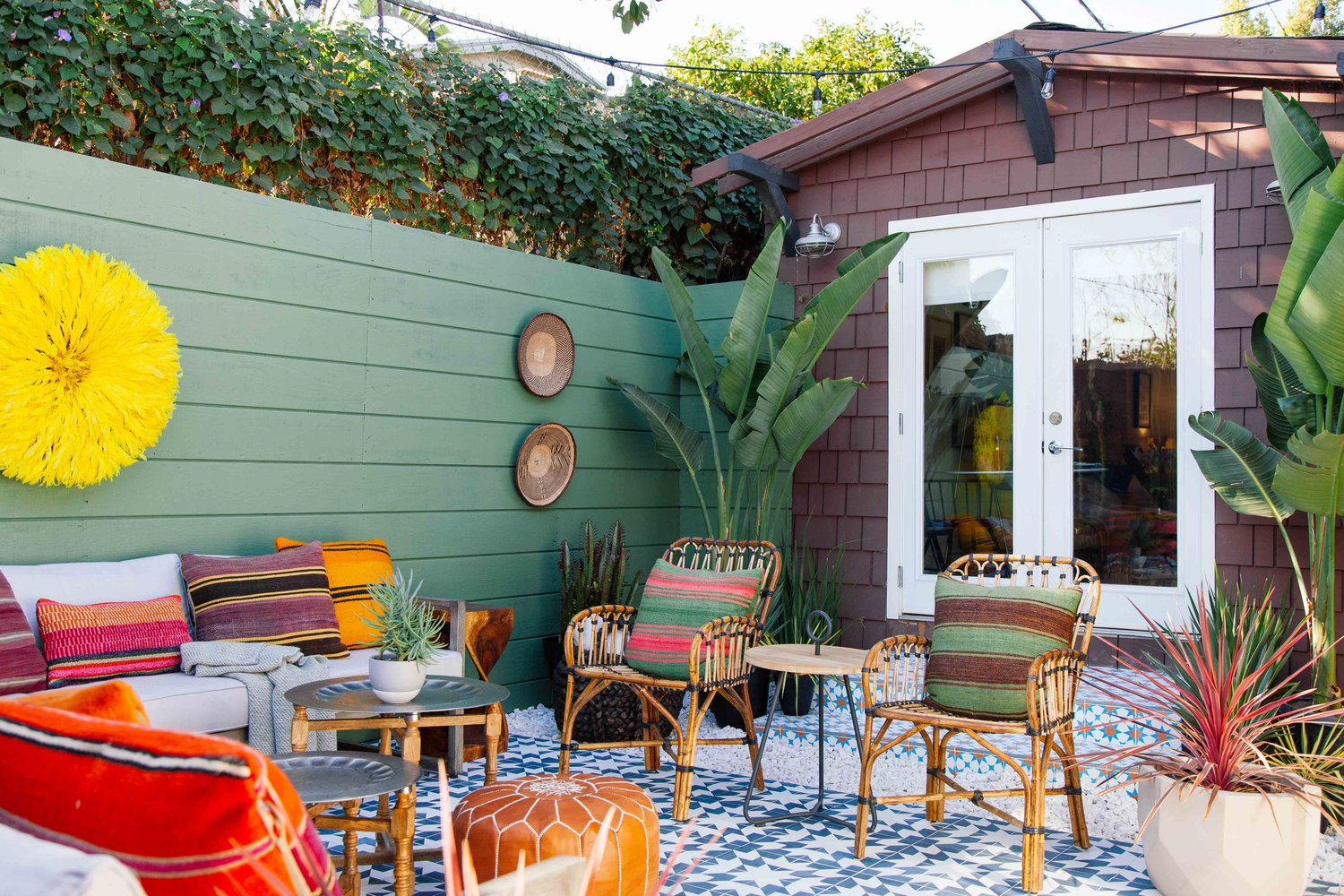 8 Genius Small Patio Ideas to Help You Design Your Dream Space