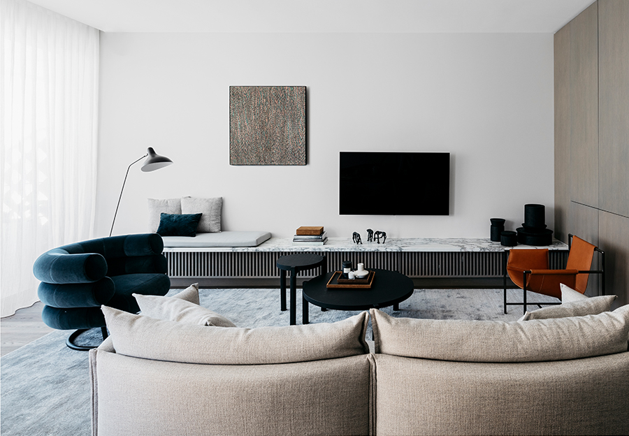 8 Modern Living Room Ideas That Challenge the Status Quo