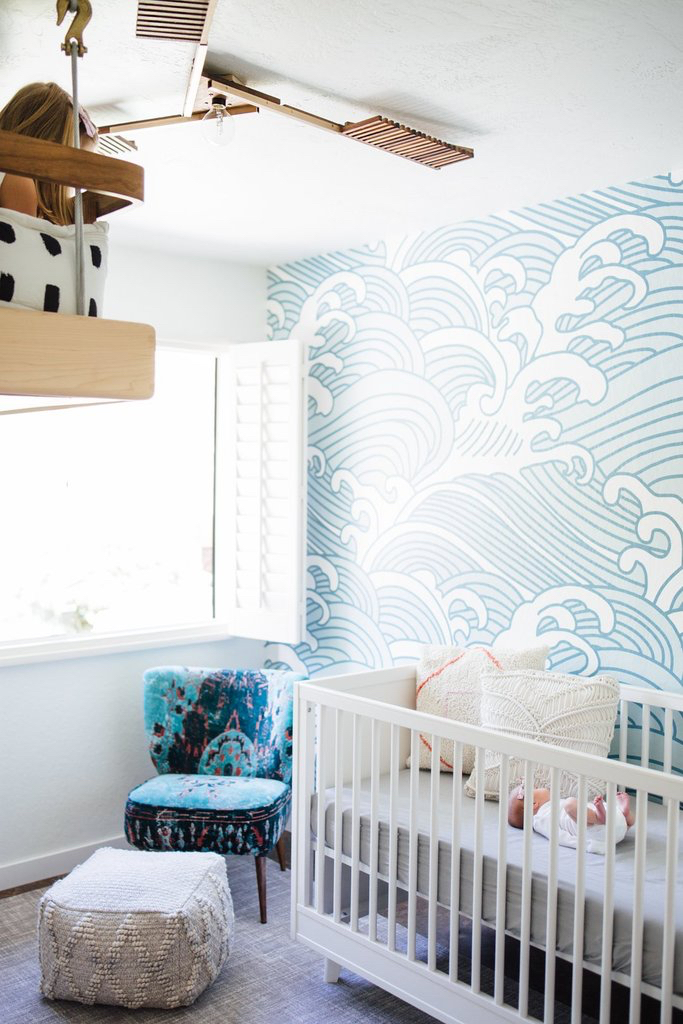 Blue Nursery Ideas That Might Be Cuter Than Your Baby