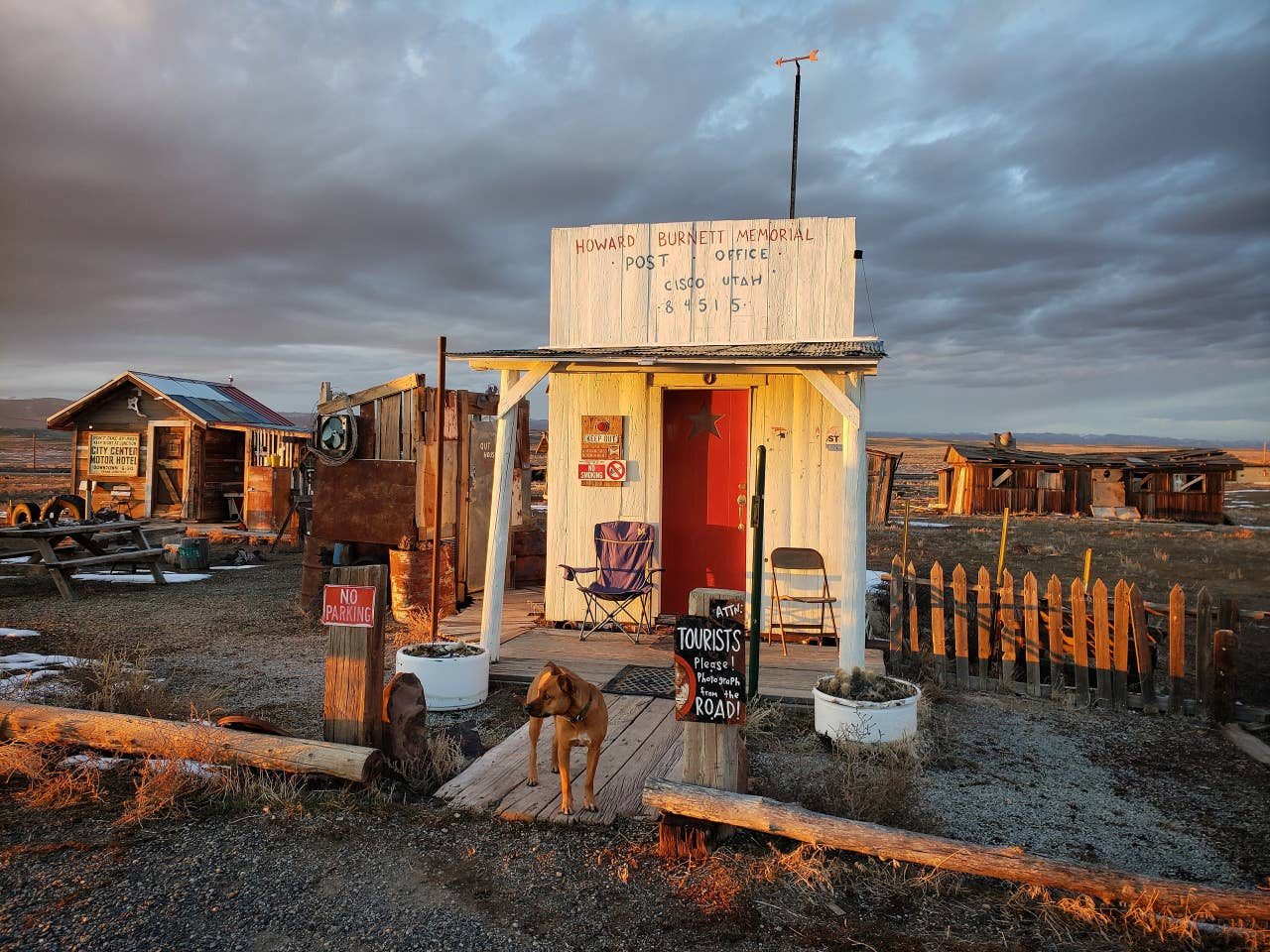 You Can Spend the Night in This Ghost Town for $31