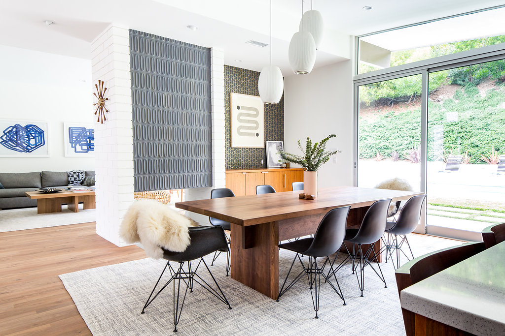 Class Is in Session: Here's How to Decorate Your Entire Home in Midcentury Modern Style