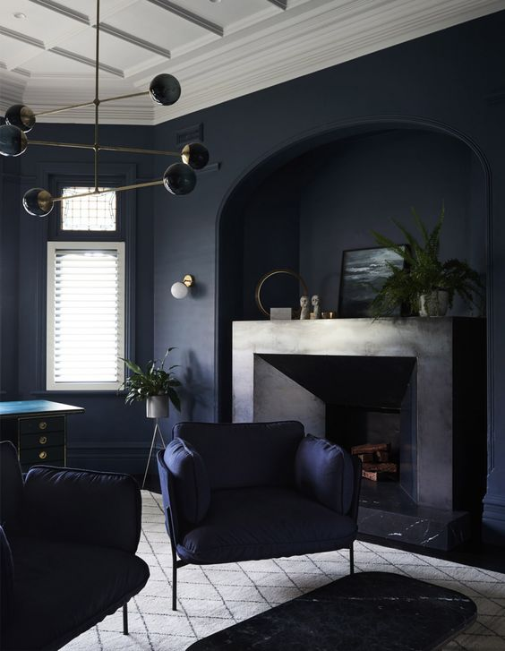 10 Blue Living Room Ideas That Make an Unforgettable Statement