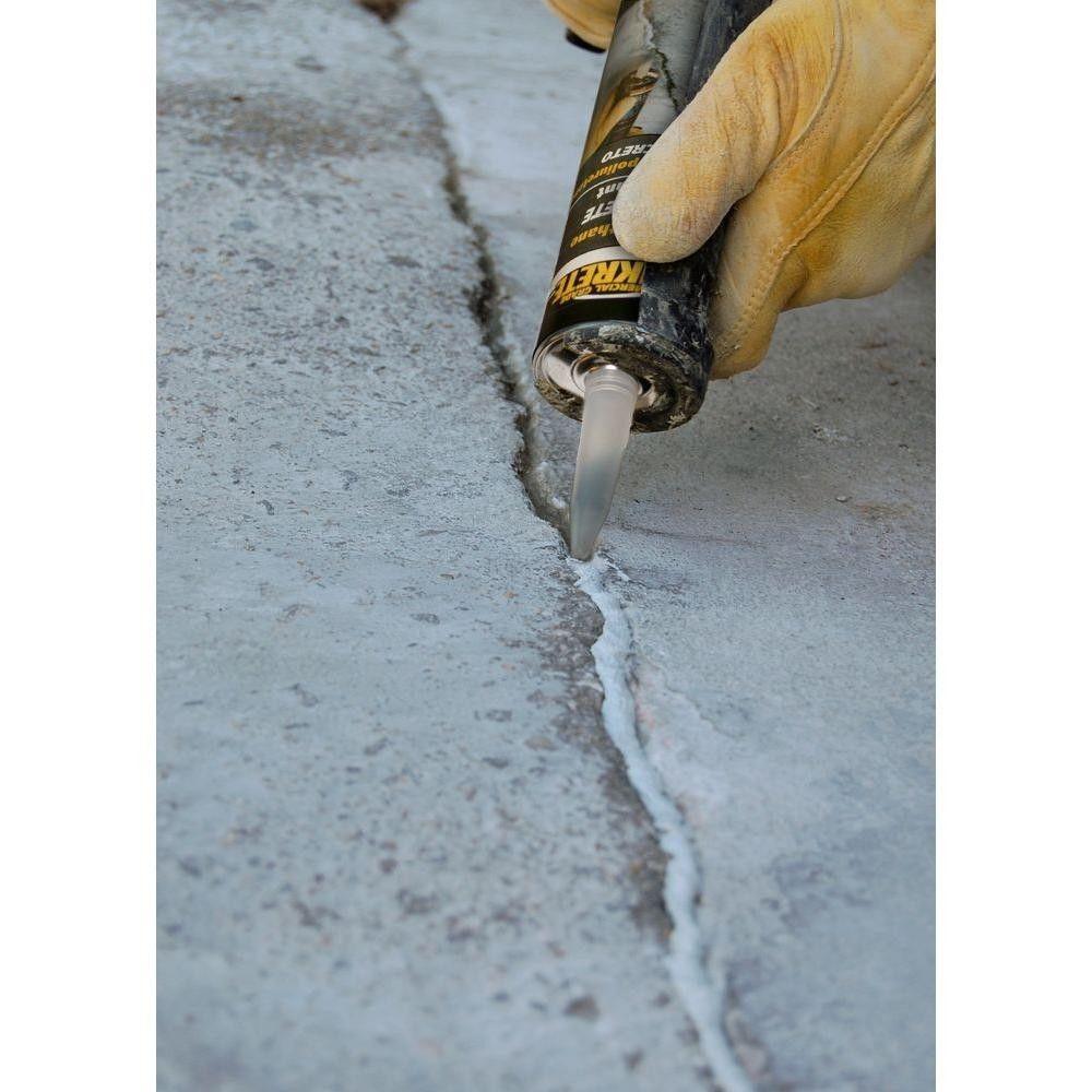 How to Repair Cracks in Concrete