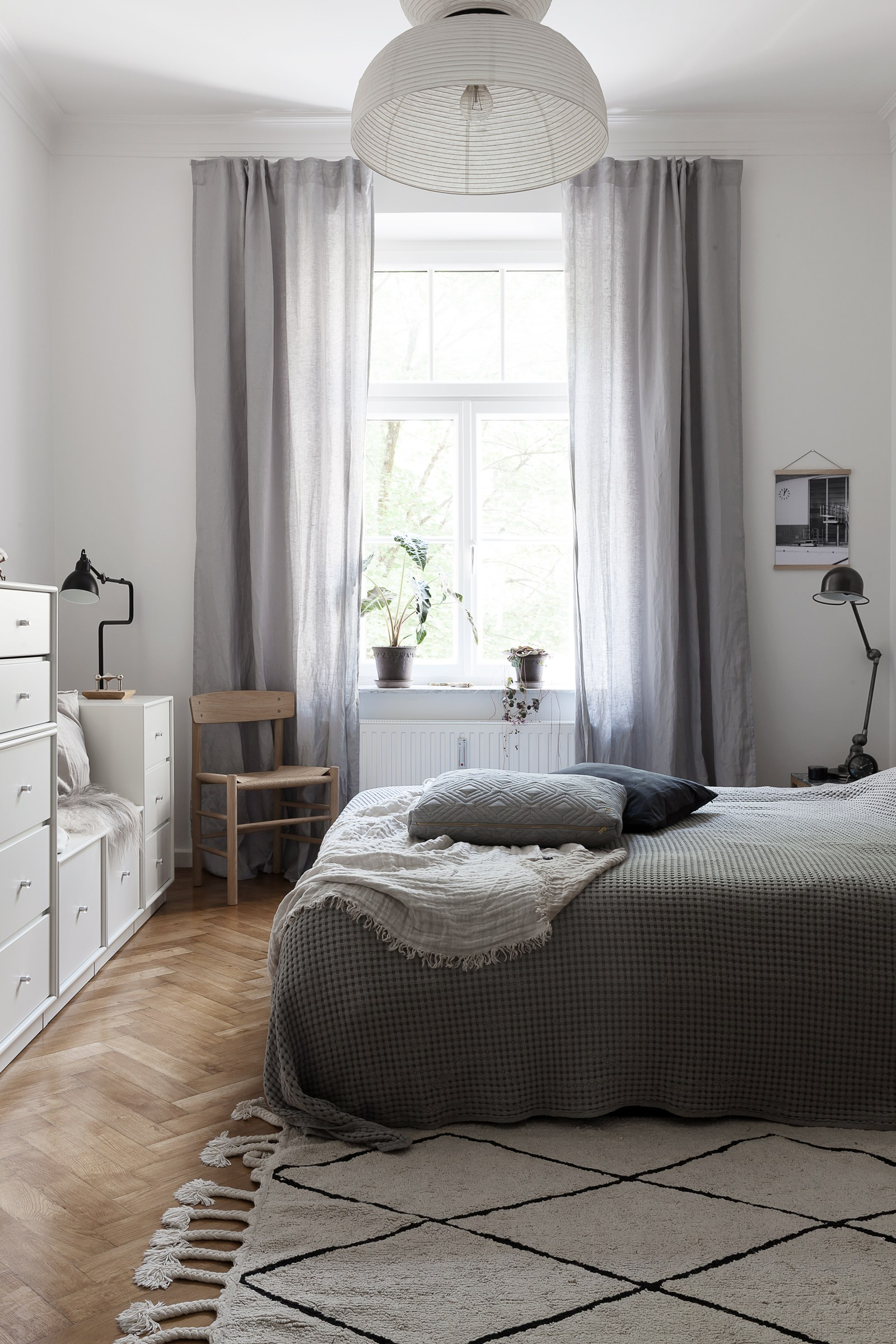 7 Ways to Nail Modern Chic in Your Bedroom