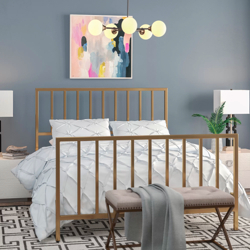 11 Bed Frames Under $300 That Will Elevate Your Bedroom