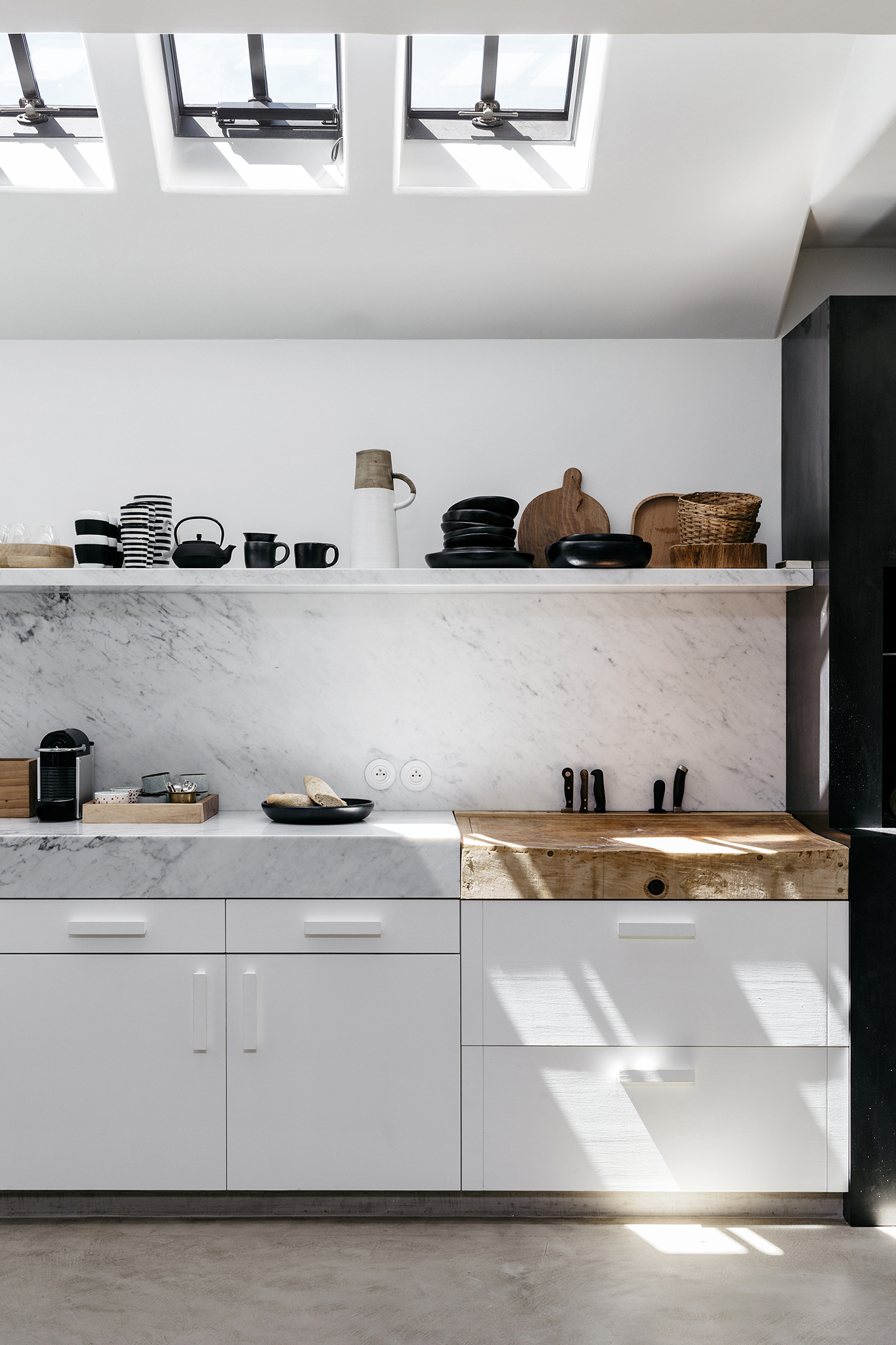 12 Contemporary Decor Ideas for the Kitchen That We're Pinning Right Now