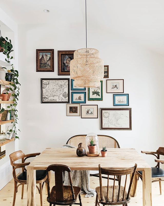 How to Use Organic Materials to Make Your Dining Room Extra Inviting