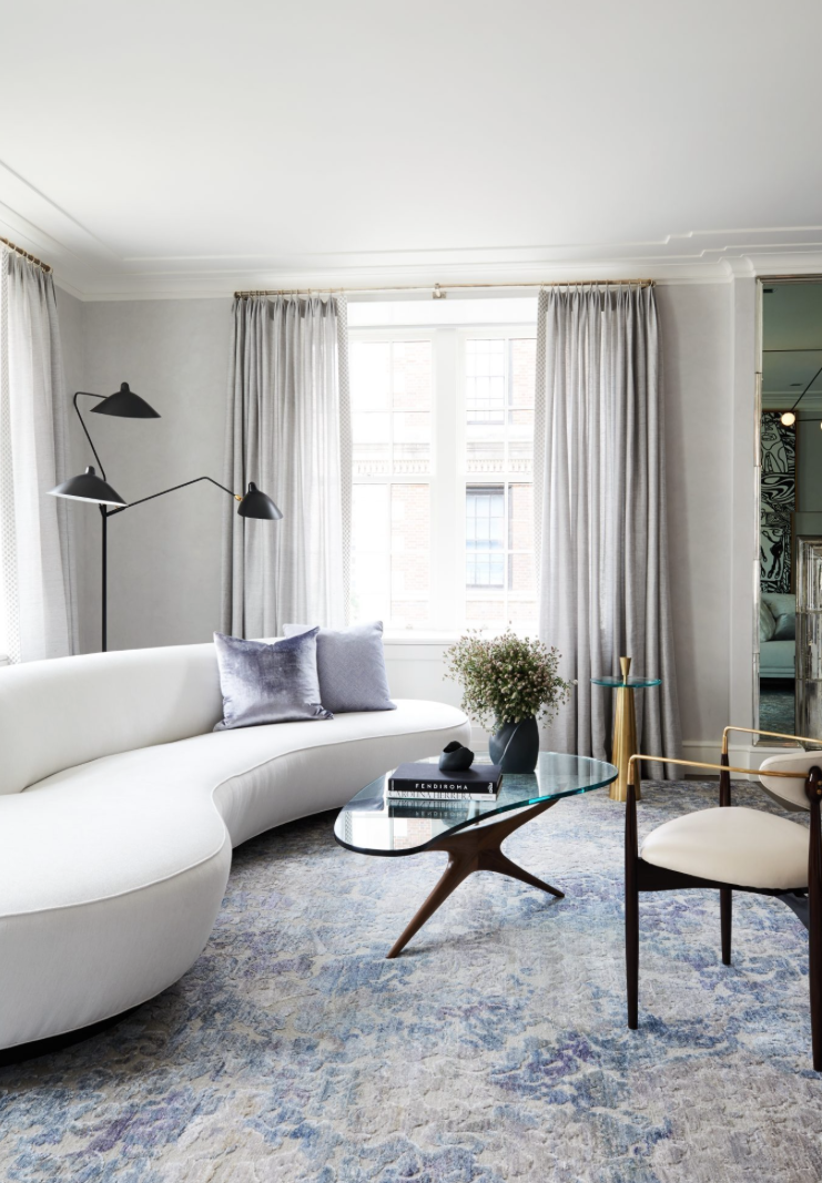 PSA: These 9 Living Room Curtain Ideas Will Instantly Elevate Your Space