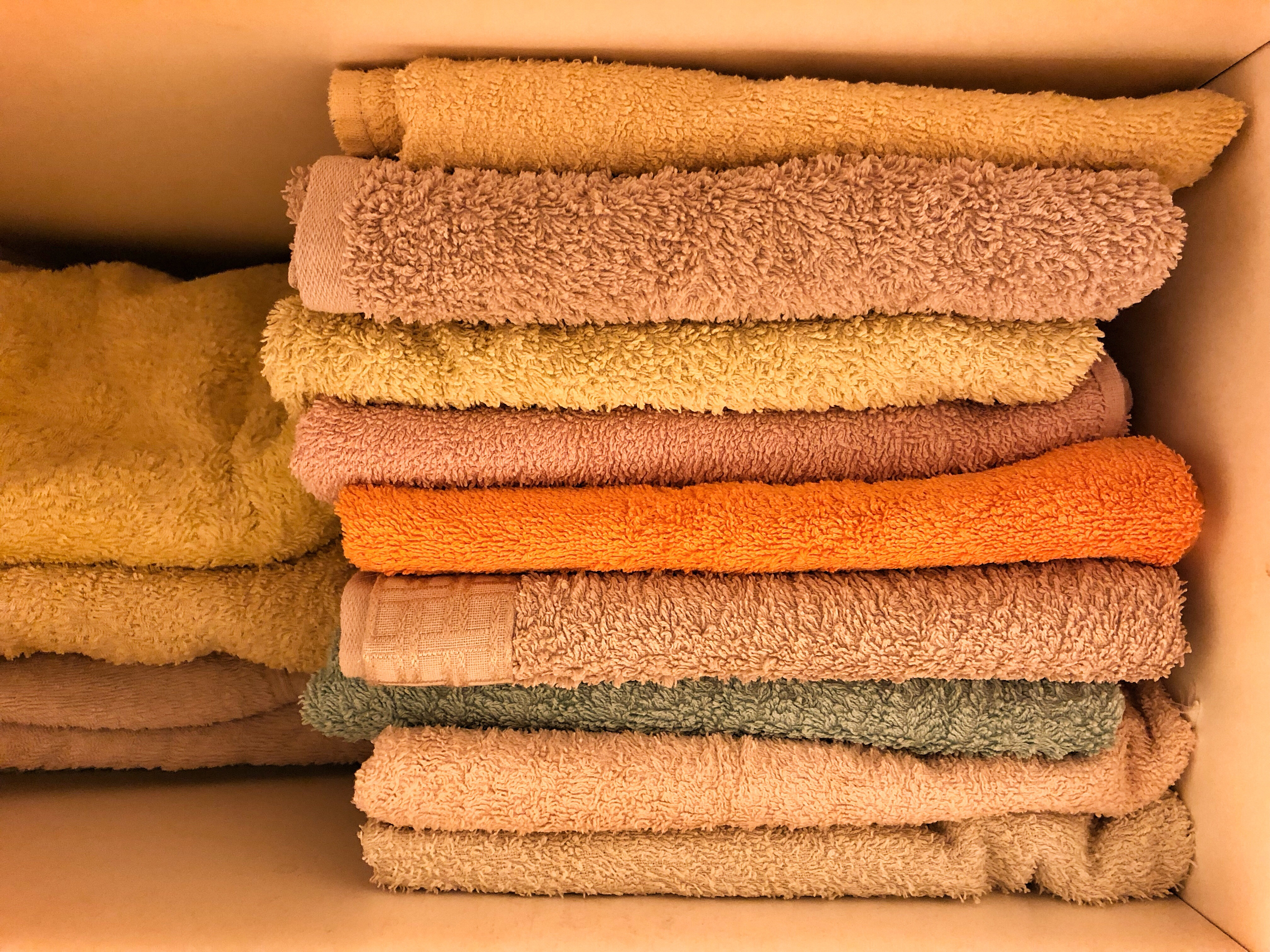 How to Save Nice Towels Ruined by Makeup