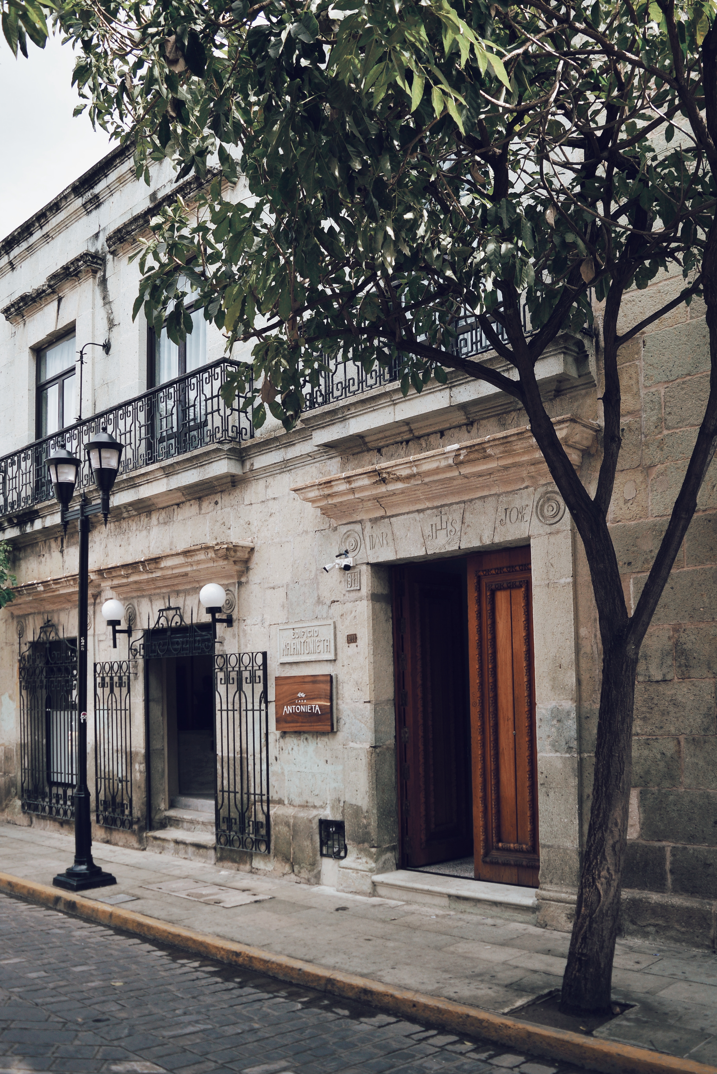 Casa Antonieta in Oaxaca Is a Chic Boutique Hotel With a Historic Feel