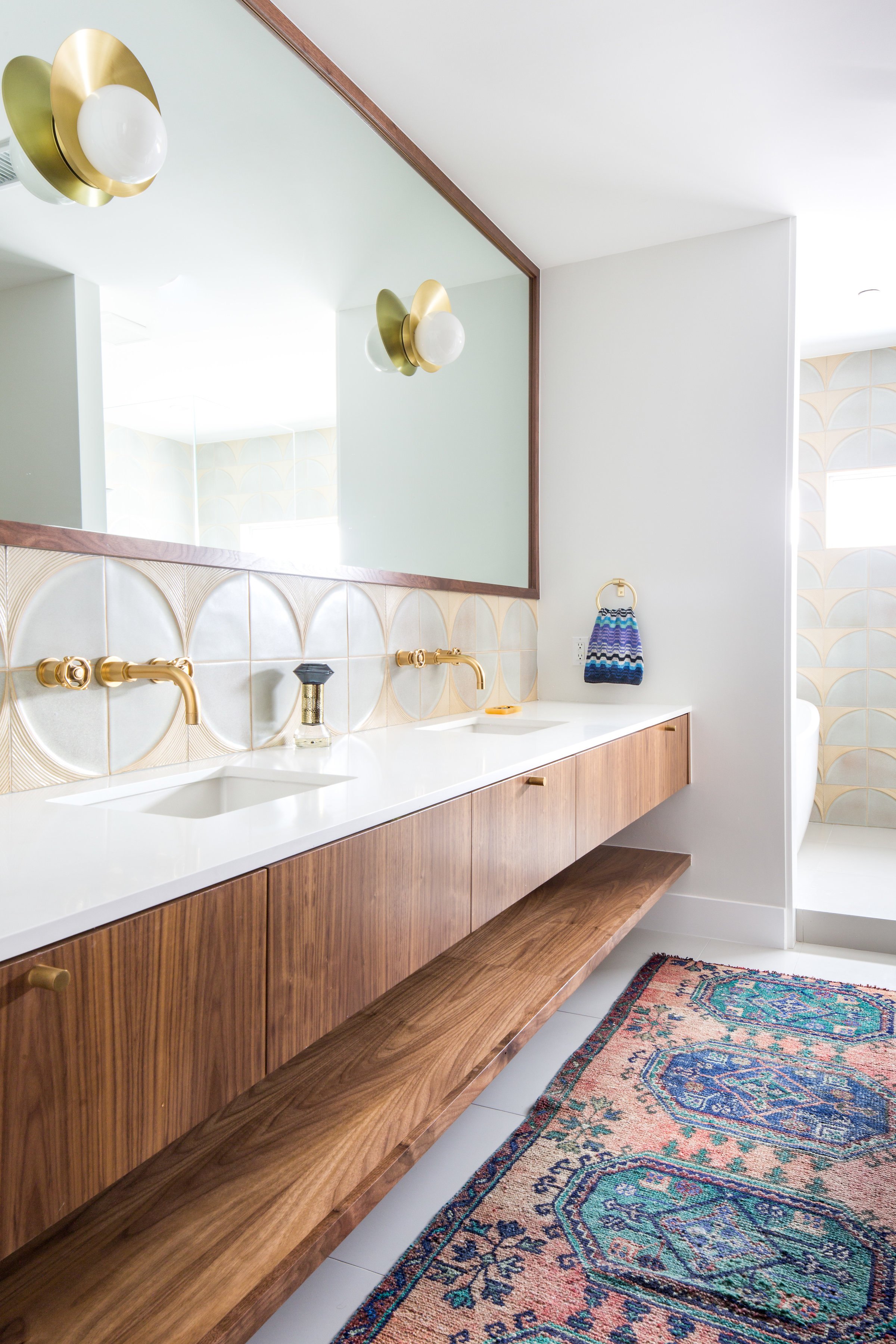 We Asked 6 Designers for Their Budget Bathroom Remodel Tips