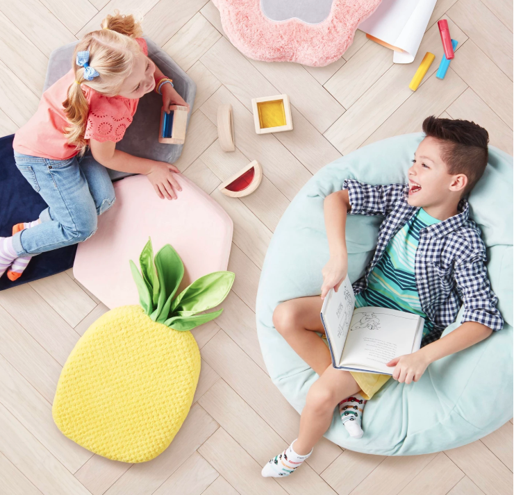 Target's New Sensory-Friendly Home Line Includes Affordable Weighted Blankets for Kids