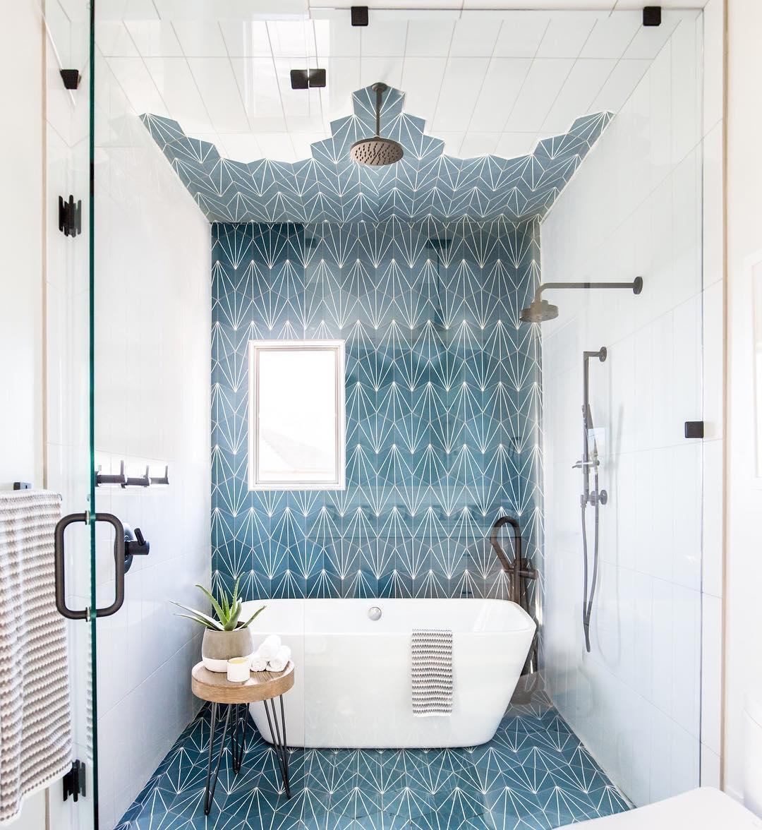 6 Bathroom Shower Ideas So Chic You'll Reconsider Your Clawfoot Tub Obsession