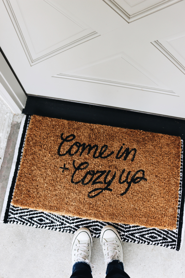 Layered Doormats Are the Hottest Trend to Hit Your Front Door