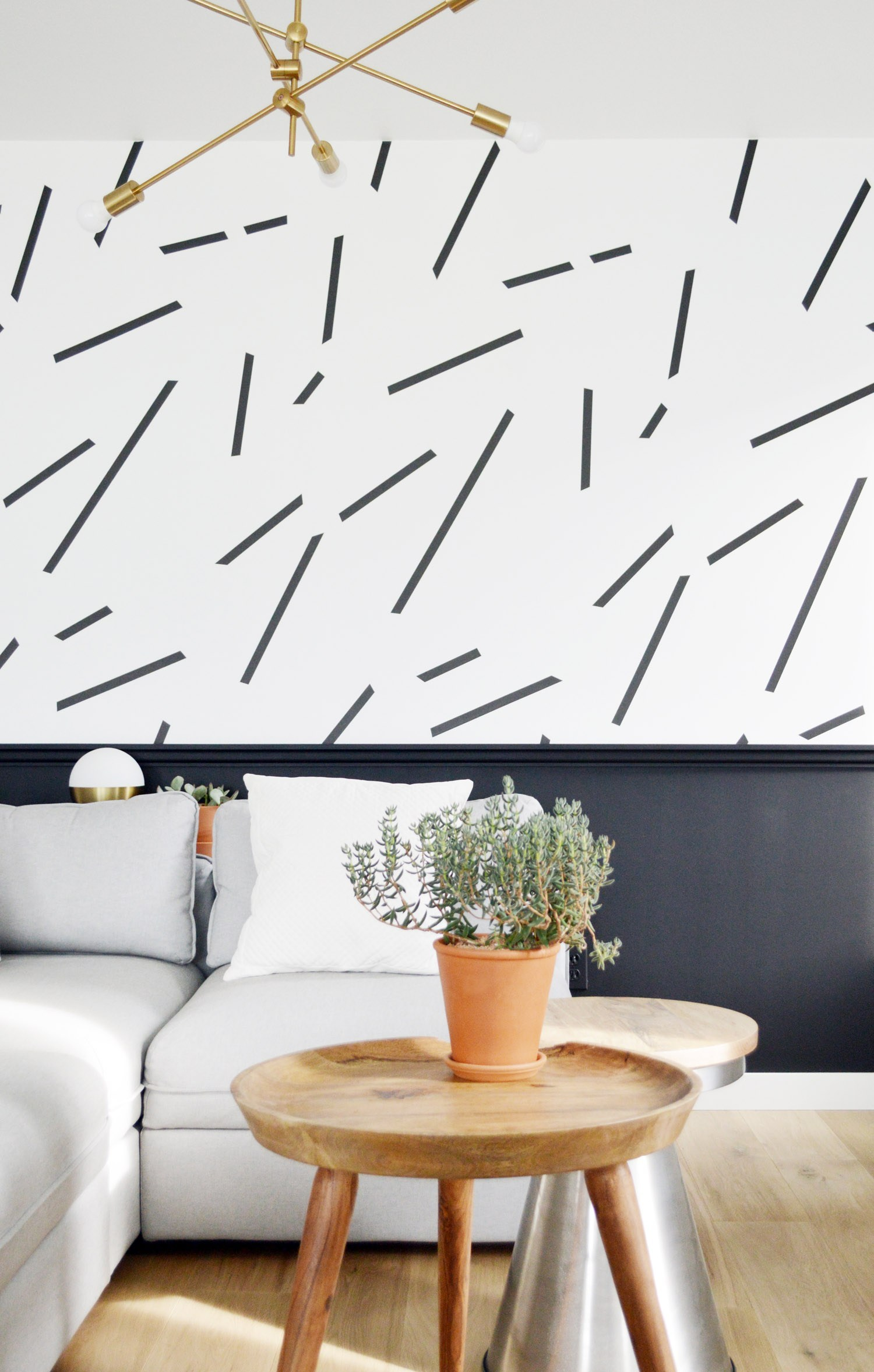 Warning: These 10 Black-and-White Living Room Ideas Are Downright Intoxicating