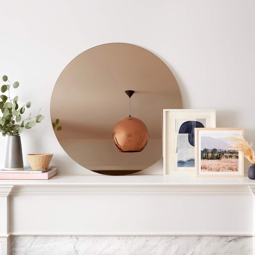 These Tinted Mirrors Will Make Your Space Look Profesh