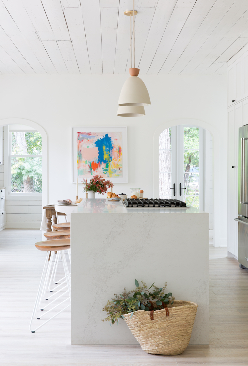 6 Small Kitchen Island Ideas That Won't Have You Wishing for More Counter Space
