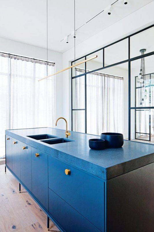 Blue Countertops: Pros and Cons for Every Type of Material
