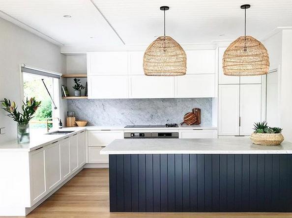 Pendant Lighting Ideas for Bohemian Kitchens