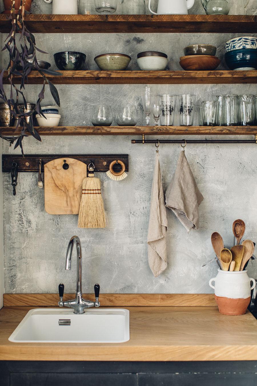 9 Creative Kitchen Backsplash Ideas Bursting With Originality
