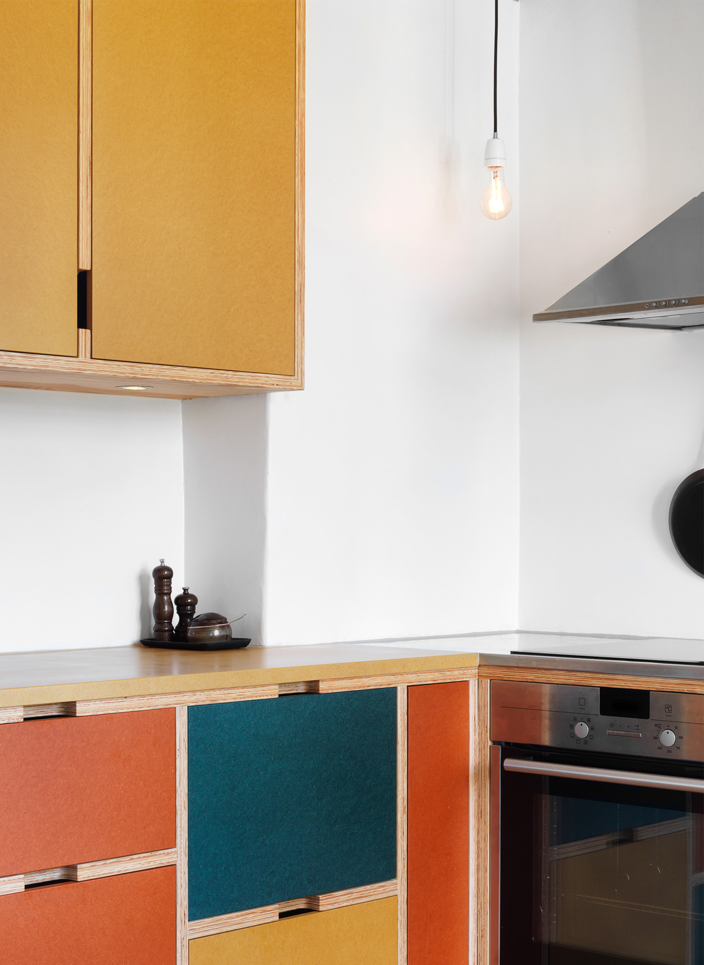 Caution: These 6 Yellow Kitchen Cabinet Ideas Will Stop You in Your Tracks
