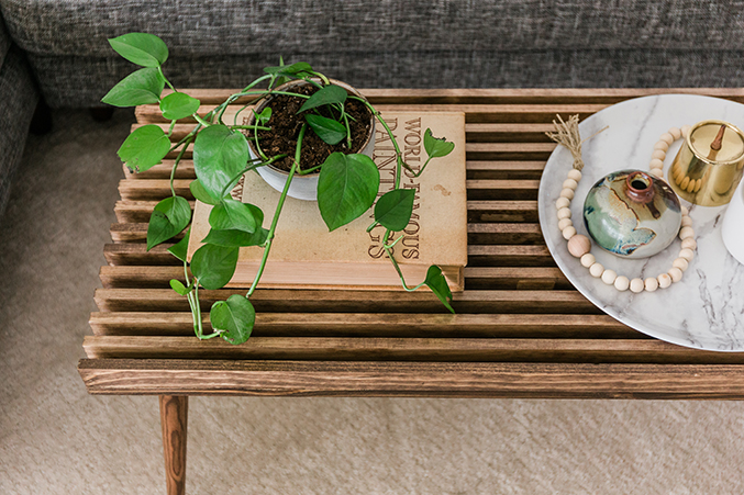 Are You DIY Shy? This Coffee Table Tutorial Will Totally Convert You