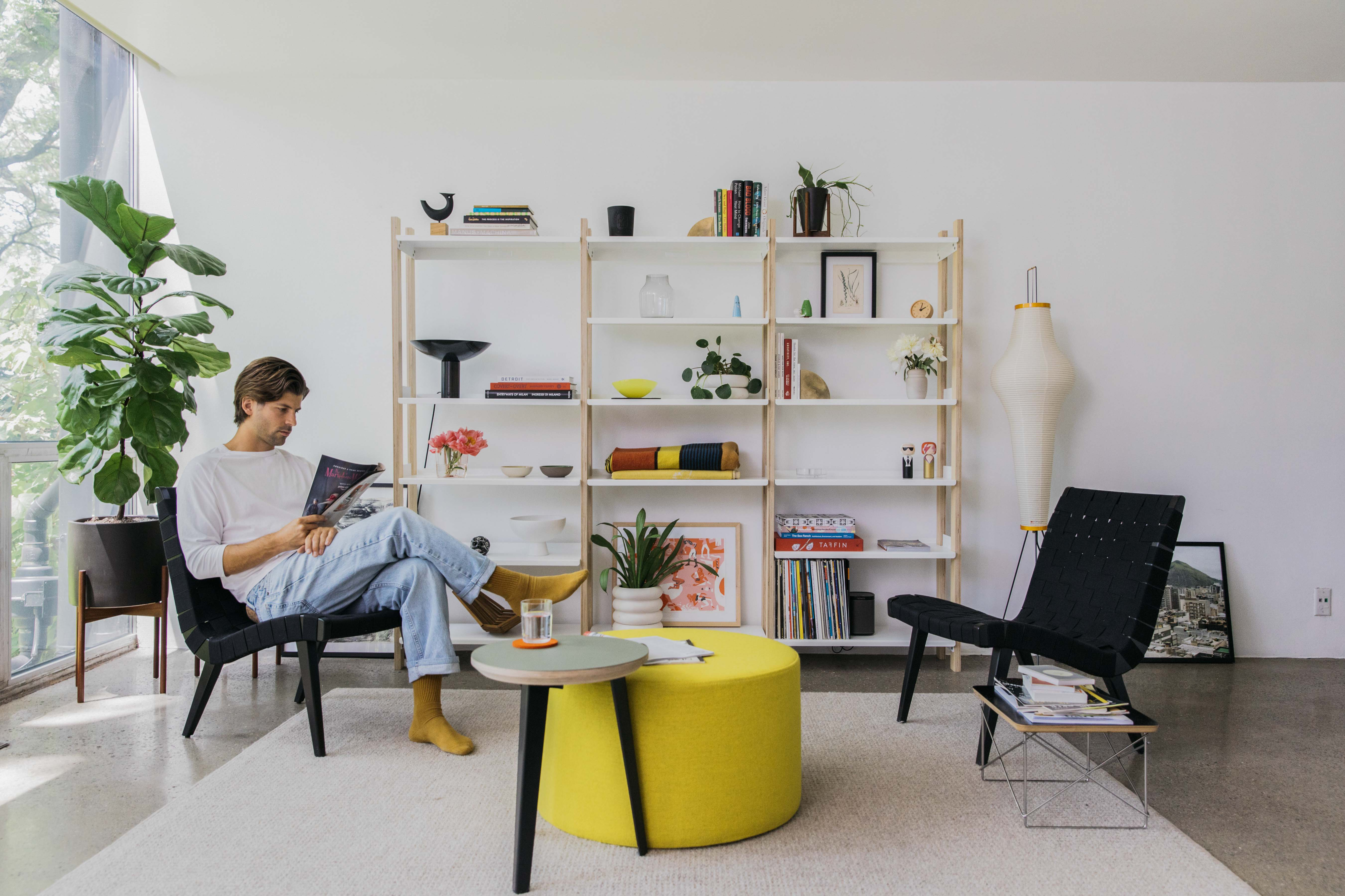 Floyd Is Releasing Modular Shelving — Here's What You Should Know