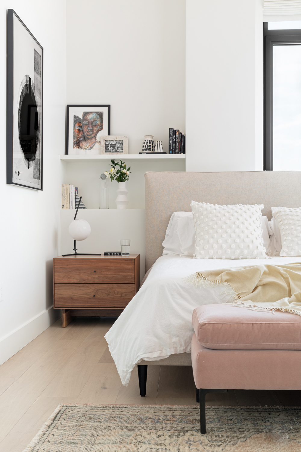 Millennial Pink and Gen-Z Yellow Get the Grown-Up Treatment in this Park Slope Home