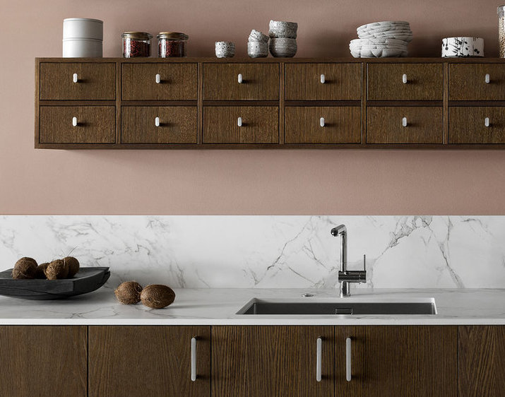 6 Kitchen Color Schemes If You're Tired of All-White