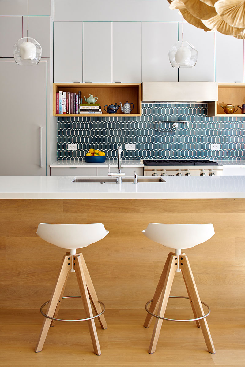 Here Are 6 Midcentury Modern Kitchen Backsplash Ideas That Will Steal Your Heart