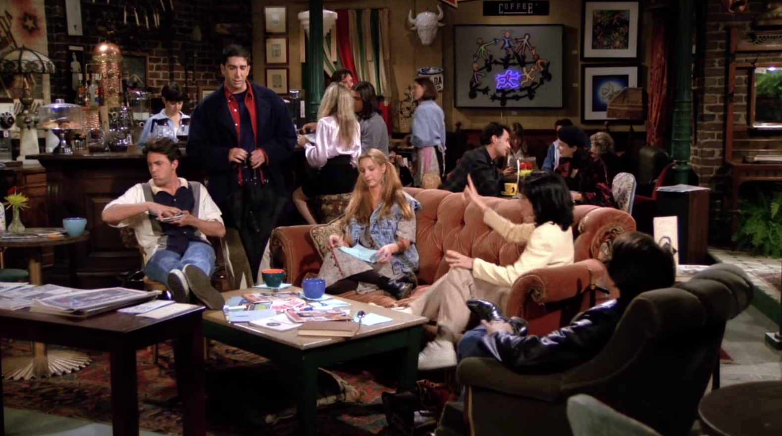 These Iconic 'Friends' Locations Are Being Recreated — Here's How You Can Visit