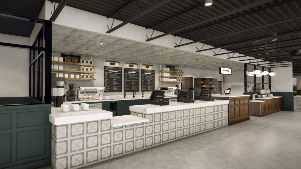 PSA: Chip and Joanna Gaines Are Opening a Coffee Shop