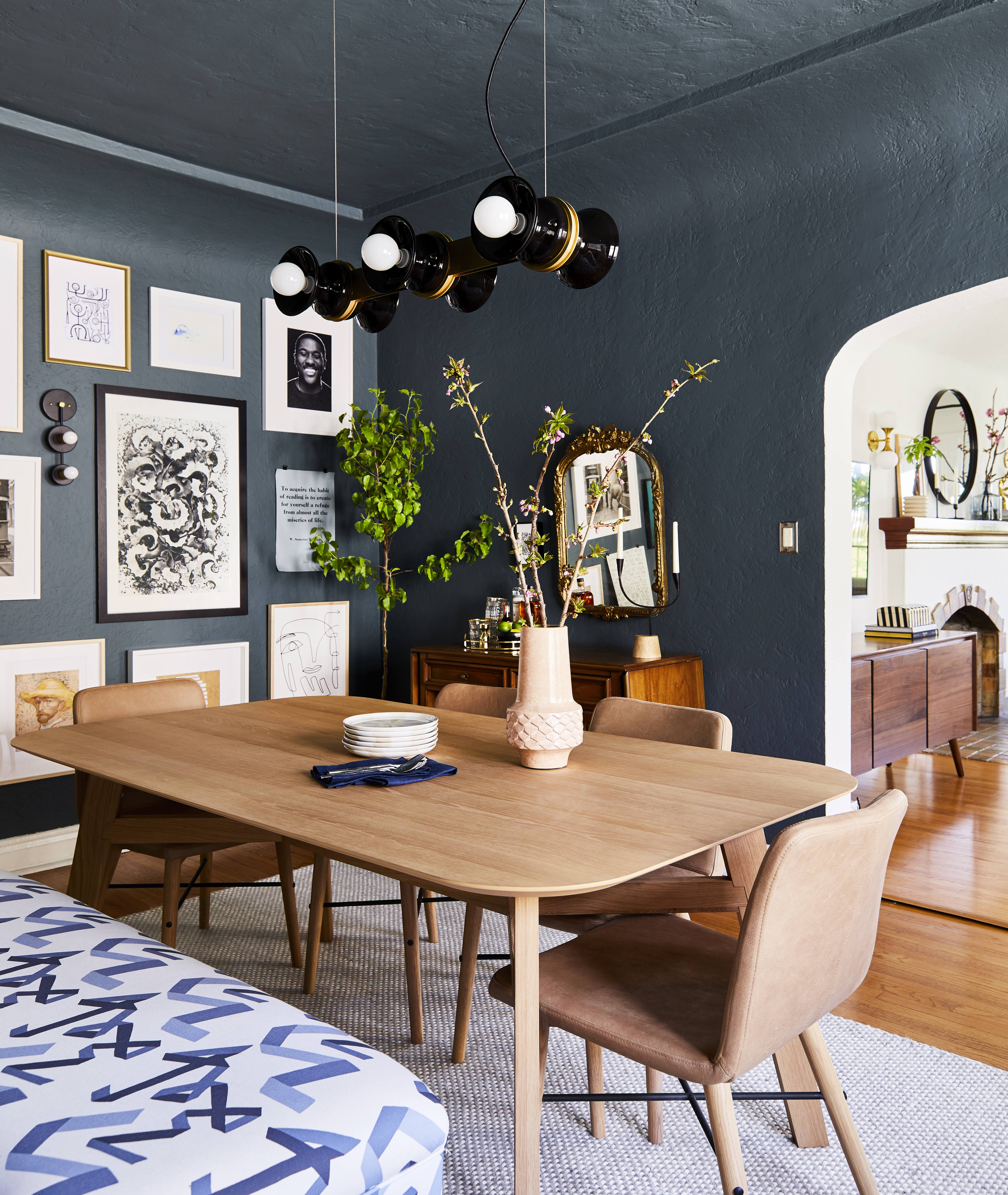 6 Sneaky Decor Ideas That Will Make a Dining Room Look More Expensive