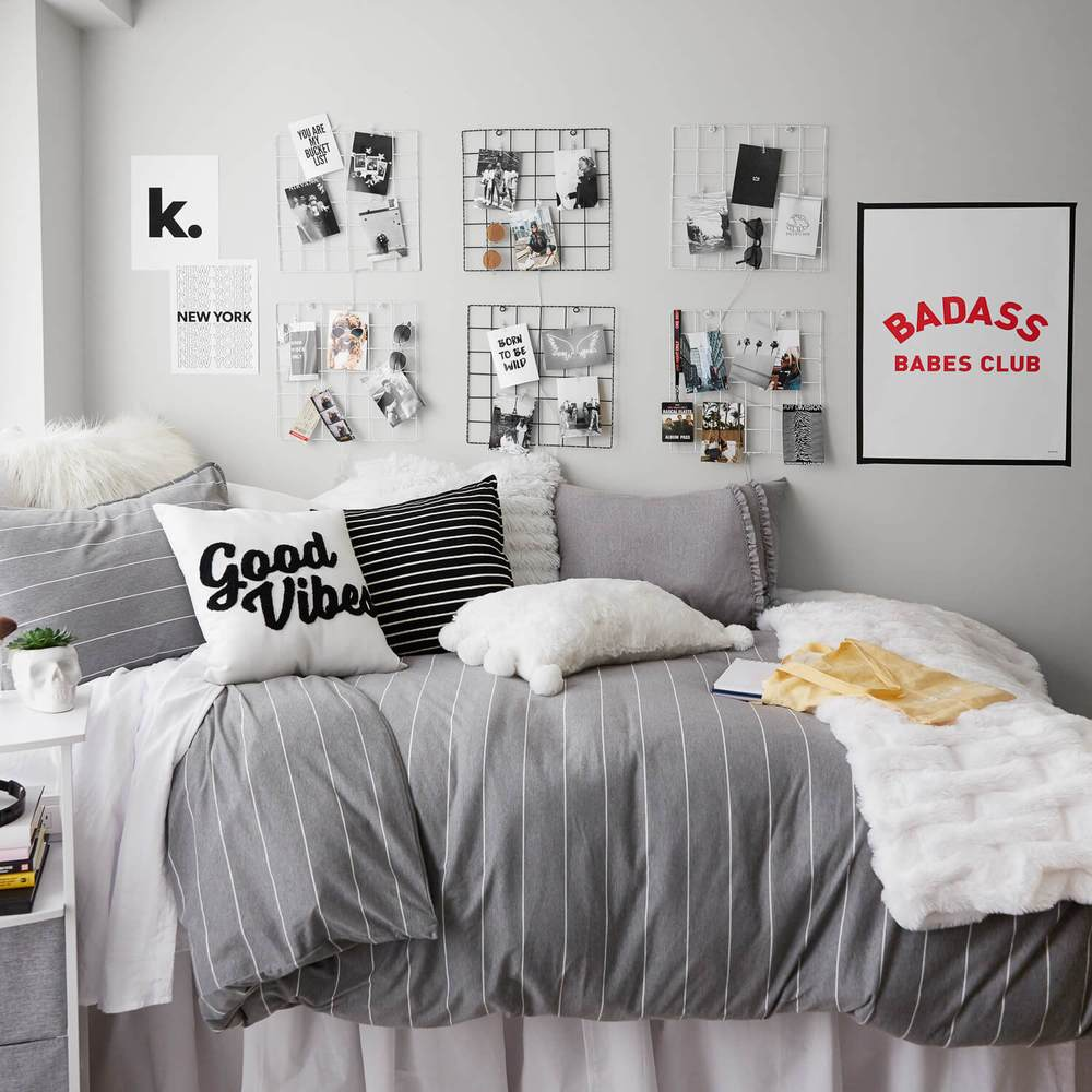 Dorm Room Refresh: 7 Decor Trends We're Taking Notes On