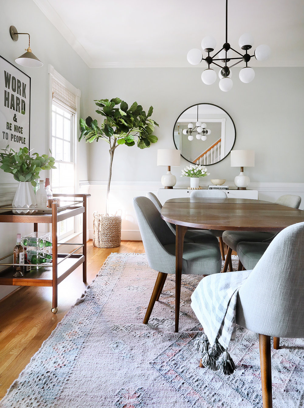 6 Gray Dining Room Ideas That Prove the Moody Hue Is Far from Depressing