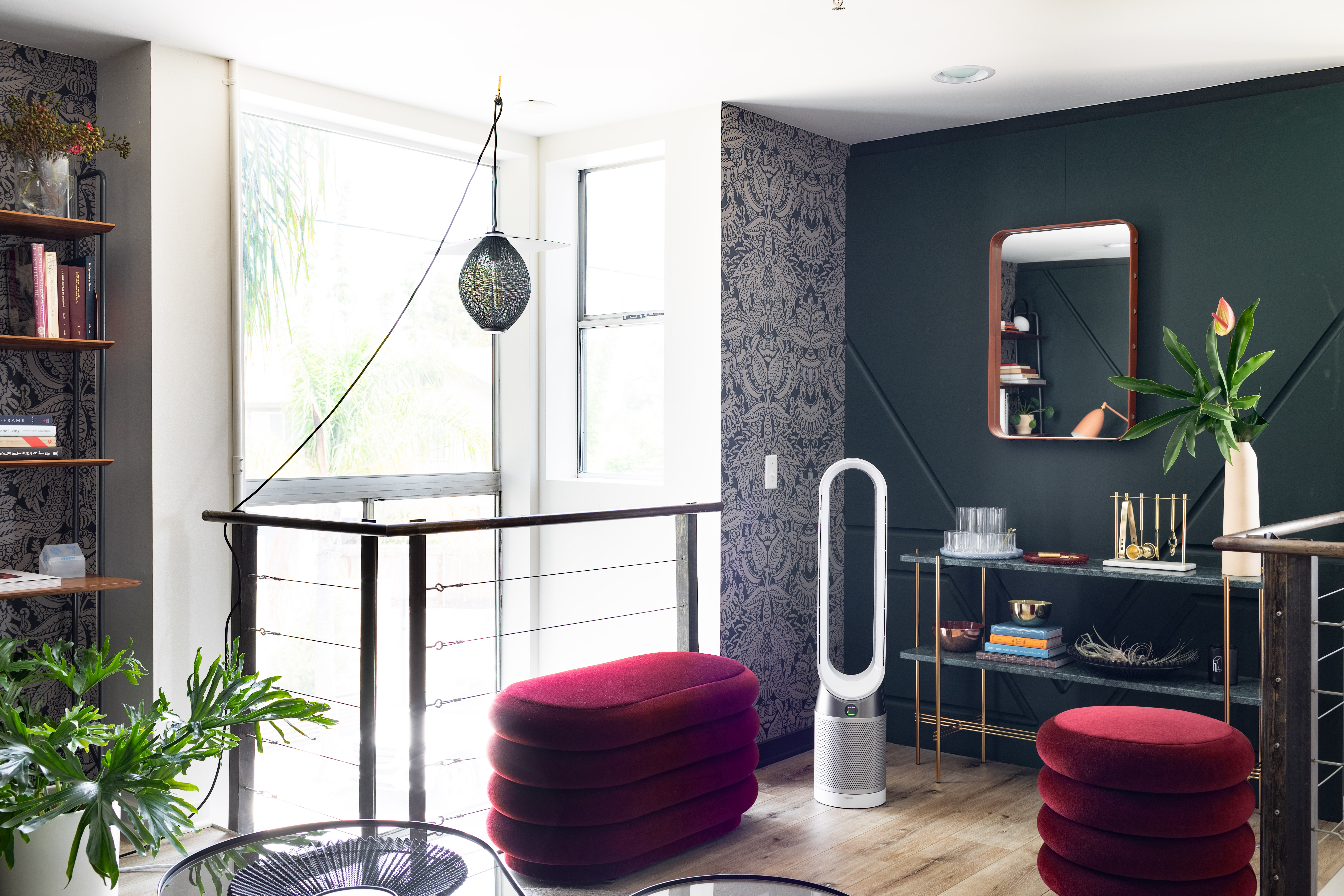 The Surprising Factor to Consider When Styling Your Hang-Out Space