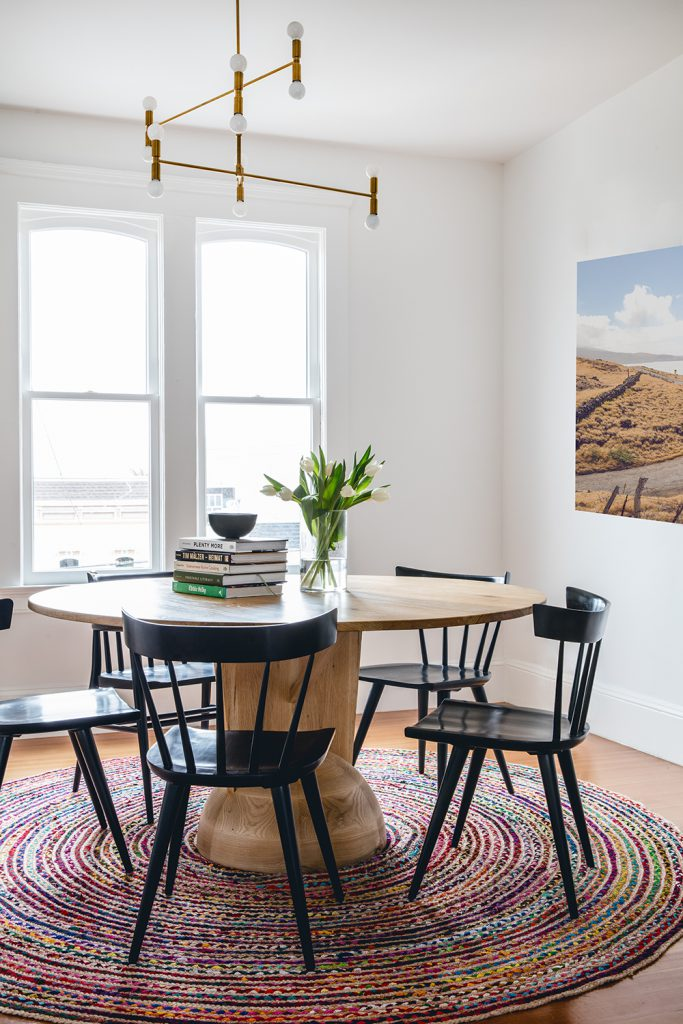 No Dining Room? No Problem. Create One With These Six Simple Tricks