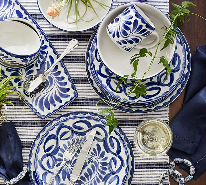 9 Fun Dinnerware Sets for When All-White Just Won't Cut It