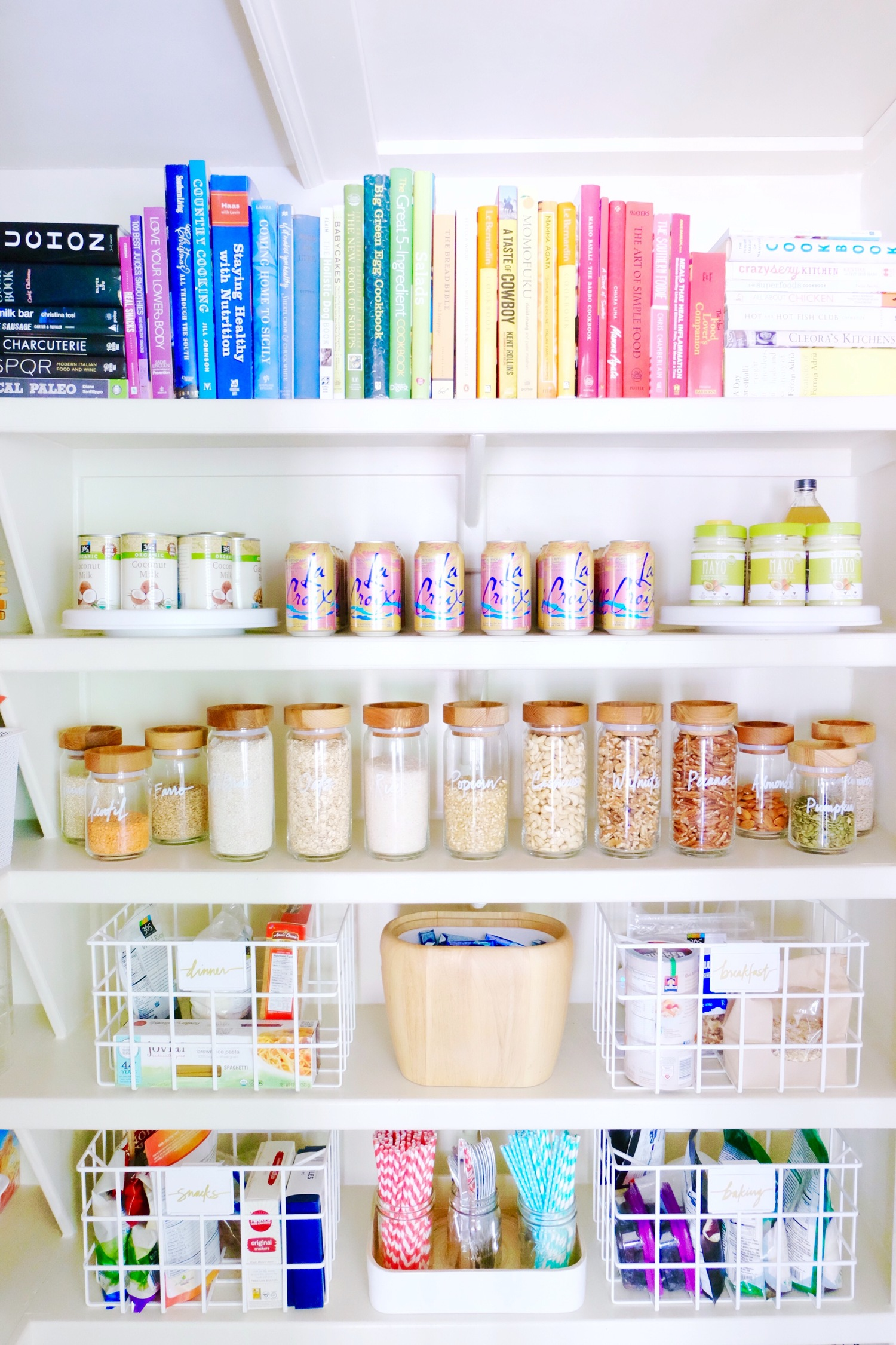 How to Make the Most of Your Small Pantry Closet