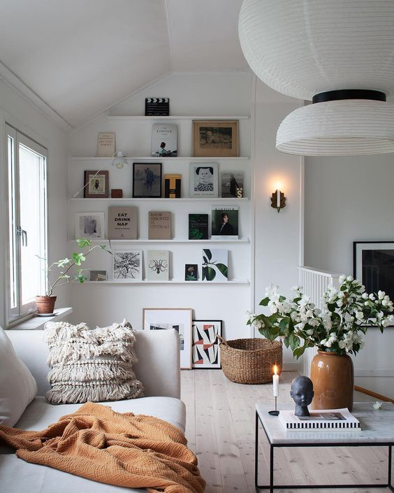 The Anatomy of the Perfect Scandinavian Living Room