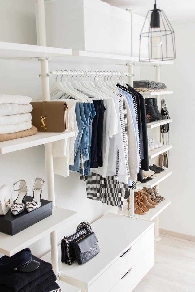 Here's How to Finally Tackle Your Bedroom Storage Woes