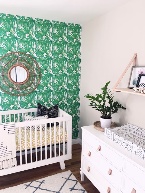 This Is How to Create a Beautiful Botanical Nursery